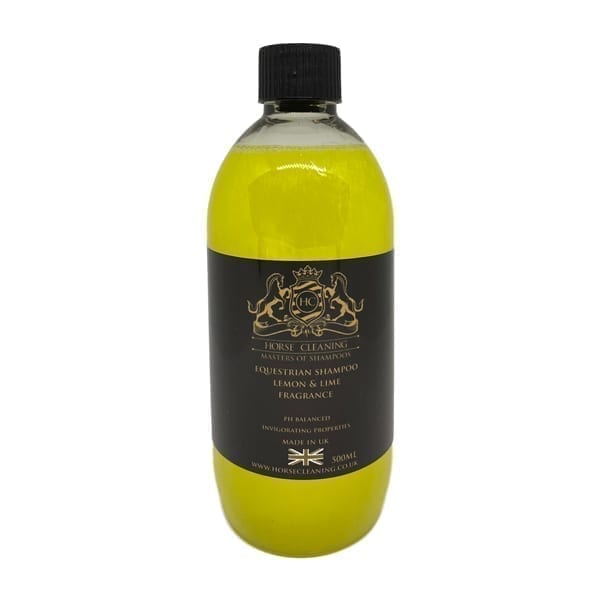 Horse Cleaning Equestrian Lemon And Lime Shampoo