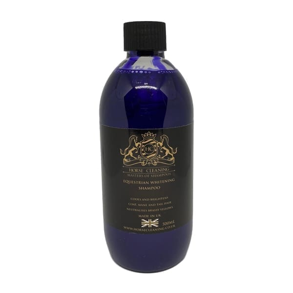 Horse Cleaning Equestrian Whitening Shampoo