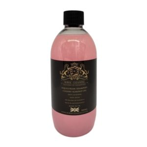 Horse Cleaning Equestrian Cherry Almond Oil Shampoo