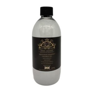 Horse Cleaning Equestrian Coconut Oil Shampoo