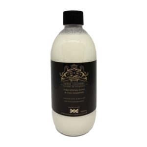 Horse Cleaning Equestrian Mane And Tail Shampoo
