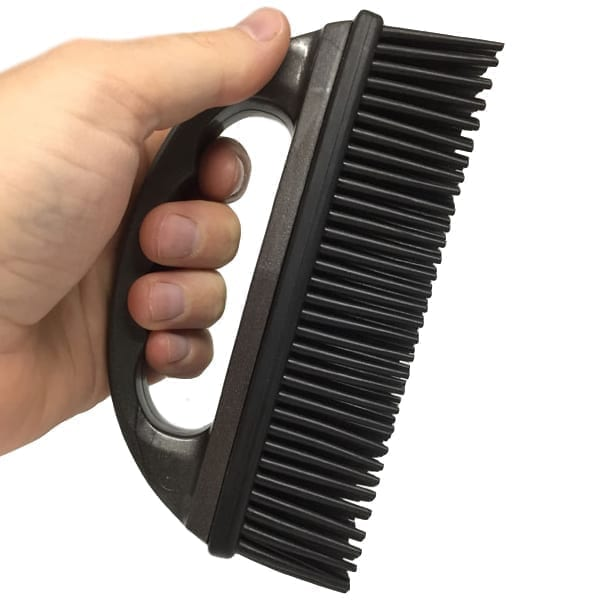 Horse Cleaning Hair Removal Brush