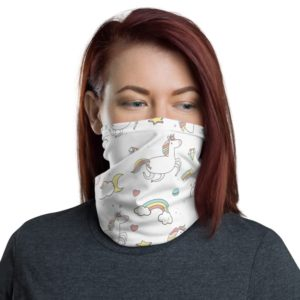 Unicorn Branded Neck Gaiter