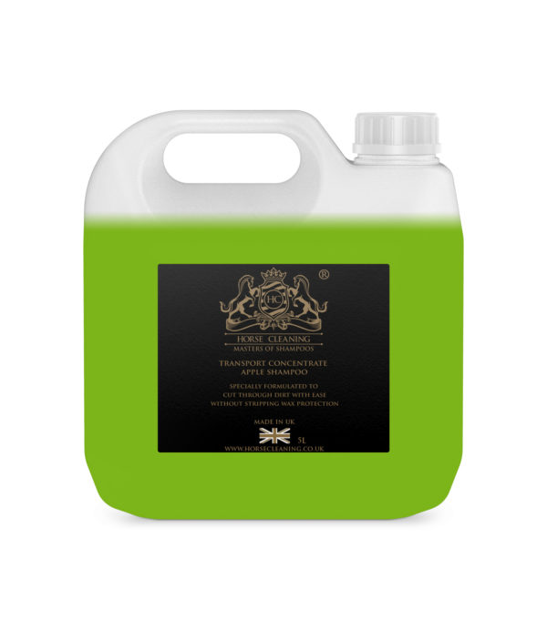 Transport Concentrate Apple Shampoo
