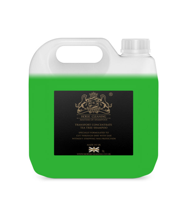 Transport Concentrate Tea Tree Shampoo