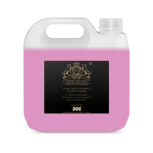 Equestrian Cherry Almond Oil Shampoo 5L Container