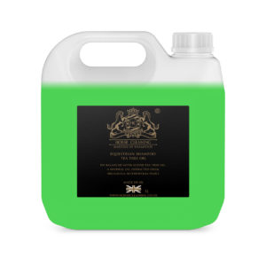 Equestrian Tea Tree Shampoo 5L Container
