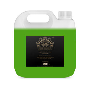 Equestrian Apple Shampoo 5L Container
