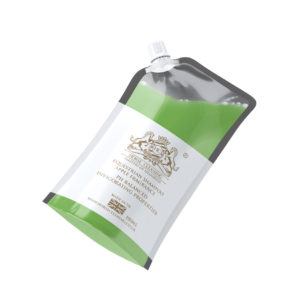 Horse Cleaning Equestrian Apple Shampoo 100ml Pouch
