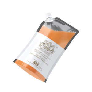 Horse Cleaning Equestrian Orange Shampoo 100ml Pouch