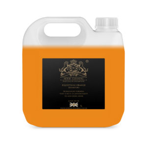 Equestrian Orange Shampoo 5L Container